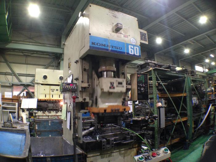 プログレ用60トン OBS-60-3