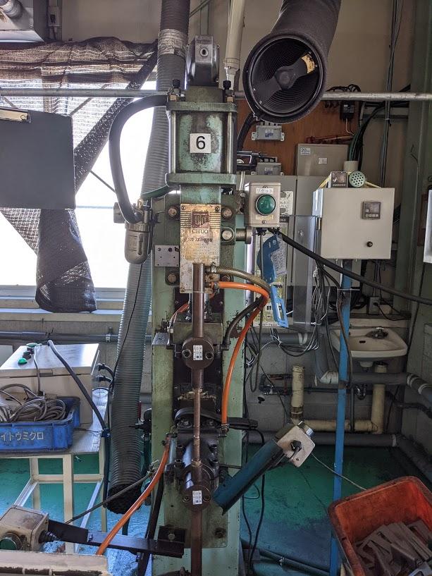 スポット溶接機・35KVA S1-6-354